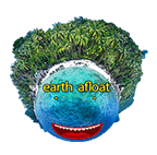 earth afloat fat head