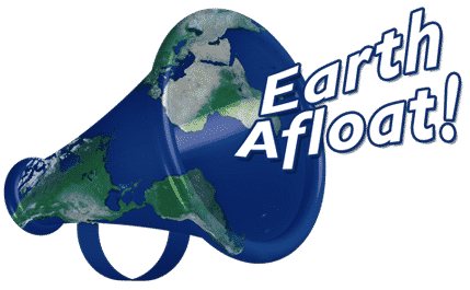 earth afloat mega phone