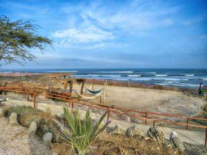 Hammocks and A Peruvian Desert Point Left