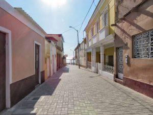 Pacasmayo Town; Sunny Street, Sunny Beach