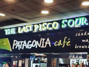 The Last Pisco Sour