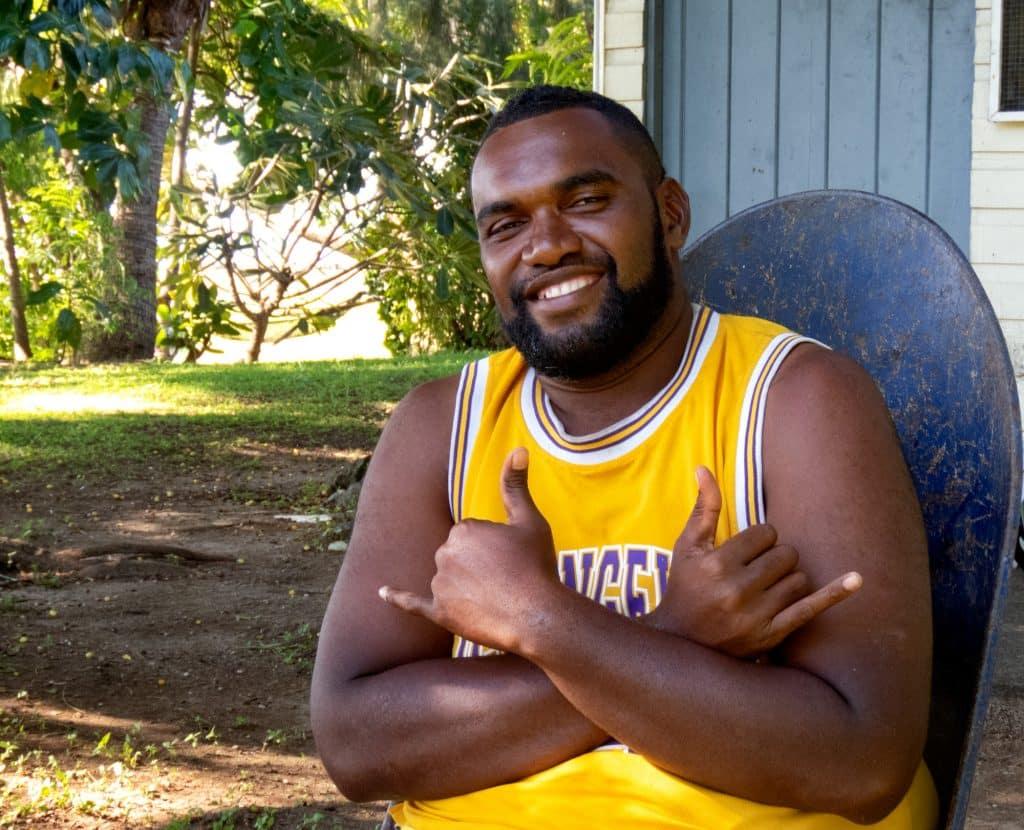 Fijian Homeboy