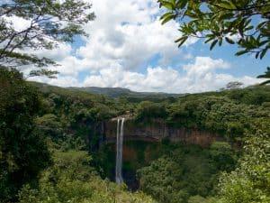Jurassic Waterfall
