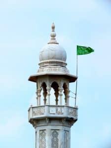 Sufi monument